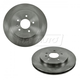 1ABFS01031-Cadillac CTS STS Brake Rotor Rear Pair
