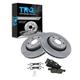 1ABFS01039-Brake Kit Front