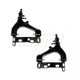 1ASFK00804-Control Arm with Ball Joint & Bracket Pair Front