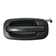 1ADHE00298-Exterior Door Handle Rear Driver Side Black