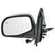 1AMRE00101-Ford Explorer Mirror Driver Side