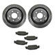 1ABFS01085-2005-08 Pontiac Grand Prix Brake Kit
