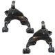 1ASFK00836-Toyota Sequoia Tundra Control Arm Pair Front