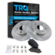 1ABFS01095-Brake Pad & Rotor Kit Rear