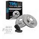 1ABFS01099-2007 Toyota Camry Camry Hybrid Brake Pad & Rotor Kit Front