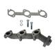 DMEEM00015-Ford Bronco II Ranger Exhaust Manifold & Gasket Kit  Dorman 674-221