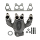 DMEEM00013-1988-94 Ford Tempo Mercury Topaz Exhaust Manifold & Gasket Kit Dorman 674-150