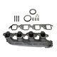 DMEEM00004-Exhaust Manifold & Gasket Kit Dorman 674-244