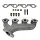 DMEEM00007-Ford Exhaust Manifold & Gasket Kit Dorman 674-155