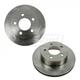 1ABFS01470-Brake Rotor Front Pair