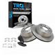 1ABFS01480-Brake Pad & Rotor Kit Rear