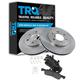 1ABFS01485-2003-06 Brake Pad & Rotor Kit Front