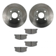 1ABFS01489-Toyota Corolla Brake Kit