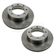 1ABFS01454-Ford Brake Rotor Pair  Nakamoto 54124