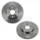 1ABFS01455-Brake Rotor Front Pair