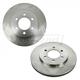 1ABFS01462-2003-06 Brake Rotor Front Pair