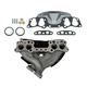 DMEEM00044-Toyota 4Runner Pickup Exhaust Manifold & Gasket Kit