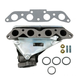 DMEEM00046-Exhaust Manifold & Gasket Kit