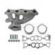 DMEEM00049-1995-98 Mazda Protege Exhaust Manifold & Gasket Kit  Dorman 674-247
