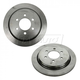1ABFS01468-2003-06 Brake Rotor Rear Pair  Nakamoto 54100