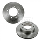 1ABFS01465-2005-12 Ford F350 Super Duty Truck Brake Rotor Front Pair  Nakamoto 54135