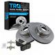 1ABFS01440-Mercedes Benz CL500 S430 S500 Brake Kit