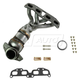 DMEEM00069-Nissan Altima Sentra Exhaust Manifold with Catalytic Converter Assembly  Dorman 674-659