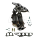 DMEEM00067-Mitsubishi Galant Exhaust Manifold with Catalytic Converter & Gasket Kit Dorman 674-836