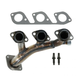 DMEEM00063-Ford Mustang Exhaust Manifold & Gasket Kit  Dorman 674-535