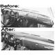 1AIDC00269-1977-87 BMW 630csi 633csi 635csi Molded Dash Pad Cover with Top Center Tray  Coin Catch & Tissue Slots