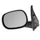 1AMRE00009-1998-03 Dodge Van - Full Size Mirror Driver Side