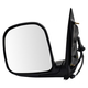 1AMRE00023-1996-02 Mirror Driver Side