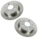 1ABFS01398-Brake Rotor Rear Pair