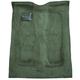 ZAICK18611-1983-86 Pontiac Parisienne Complete Carpet 4880-Sage Green  Auto Custom Carpets 1788-160-1058000000