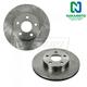 1ABFS01385-Brake Rotor Front Pair
