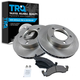 1ABFS01382-1987-93 Ford Bronco F150 Truck Brake Kit