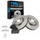 1ABFS01317-Brake Pad & Rotor Kit Front
