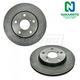 1ABFS01310-Brake Rotor Pair  Nakamoto 43512-42040