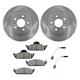 1ABFS01328-Mercedes Benz Brake Kit Front