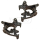 1ASFK00547-Jeep Steering Knuckle Front Pair