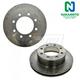 1ABFS01331-Dodge Brake Rotor Front Pair  Nakamoto 53012