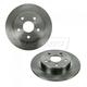 1ABFS01343-2011-16 Scion tC Brake Rotor Rear Pair