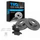 1ABFS01300-Brake Pad & Rotor Kit Front