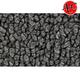 ZAICK05535-1959 Chevy Complete Carpet 22-Gunmetal Gray