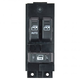 1AWES00162-Master Power Window Switch Driver Side Front Black