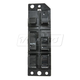 1AWES00138-1995 Nissan Pathfinder Master Power Window Switch Front Driver Side