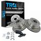 1ABFS01283-Brake Pad & Rotor Kit Rear
