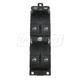 1AWES00125-Volkswagen Golf Jetta Passat Power Window Switch