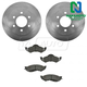 1ABFS01281-Dodge Dakota Durango Brake Kit  Nakamoto MD746  52009208