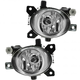 1ALFP00241-Saab 9-3 9-5 Fog / Driving Light Pair